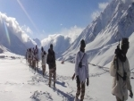 Indian troops reinforced In Ladakh after Chinese army increases activity along LAC