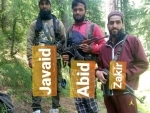 Three Kashmir youths from Kupwara flaunting AK-47 nabbed after encounter