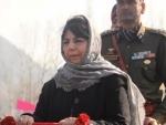 Mehbooba Mufti shifted to Srinagar residence, no revocation of detention yet