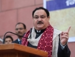 JP Nadda elected unopposed as BJP president, succeeds Amit Shah
