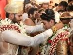 HD Kumaraswamy's son Nikhil marries former Congress minister's grand-niece amid lockdown