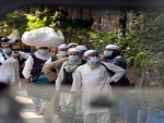 Quarantined Tablighi Jamaat members booked in Delhi for allegedly throwing urine in bottles