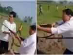 Samajwadi Party leader, son shot dead in broad daylight in UP's Sambhal, probe initiated