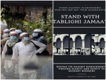 'Revoke FIR against Tablighi Jamaat Chief', demands JNU student group