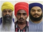 Three KLF terrorists nabbed by Delhi Police Special Cell