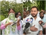 Rabri loses status of Leader of Opposition in Upper House of Bihar