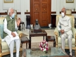 PM calls on President Kovind, briefs him on LAC situation