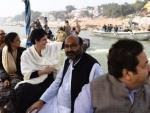 Varanasi:Priyanka Gandhi Vadra meets CAA, NRC protest victims