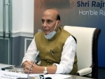 Ladakh Standoff : Rajnath Singh holds meeting with CDS, Services Chiefs before Moscow visit