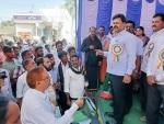 Muslims are storing weapons in mosques, says Karnataka BJP MLA Renukacharya stirring row