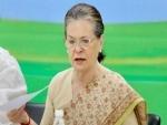Sonia Gandhi demands resignation of Home Minister Amit Shah over Delhi violence