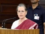 Sonia Gandhi to chair Opposition meeting to discuss Centre's handling of COVID-19, migrant issues