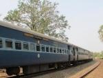 Four injured in blast in train in Varanasi