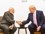 India-US partnership stronger than ever: Modi tweets after Trump praises Indian PM