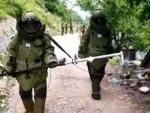 Kashmir: Army BDS defuses 2 mortar shells in Uri