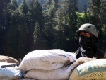 Militant hideout busted near LoC in Uri