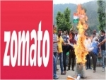 Zomato employees burn official t-shirts to protest against bloody face off at Ladakh