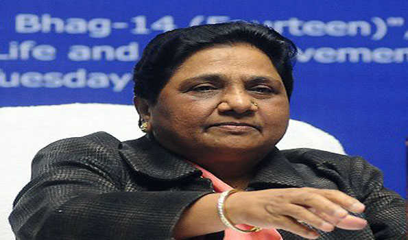 Mayawati's BSP joins race to woo Brahmins in UP