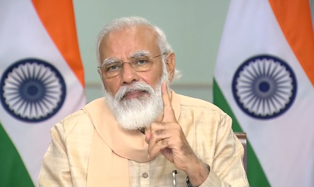 India will win if 10 states defeat Coronavirus: PM Modi to CMs