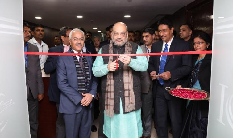 Amit Shah inaugurates Indian Cyber Crime Coordination Centre in New Delhi