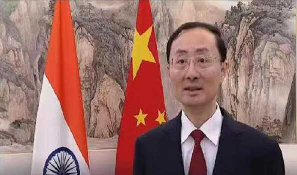 China wishes India on Independence Day