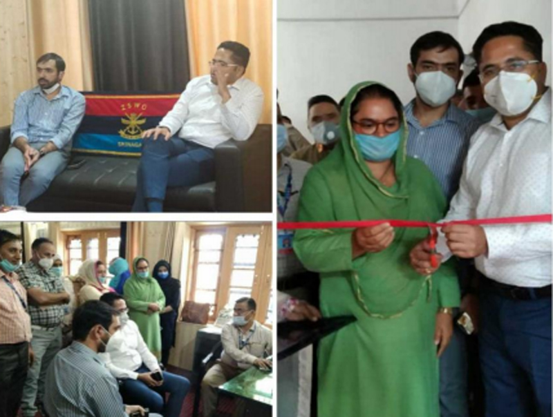 Jammu and Kashmir: DC Anantnag inaugurates 2-days estamping training prog