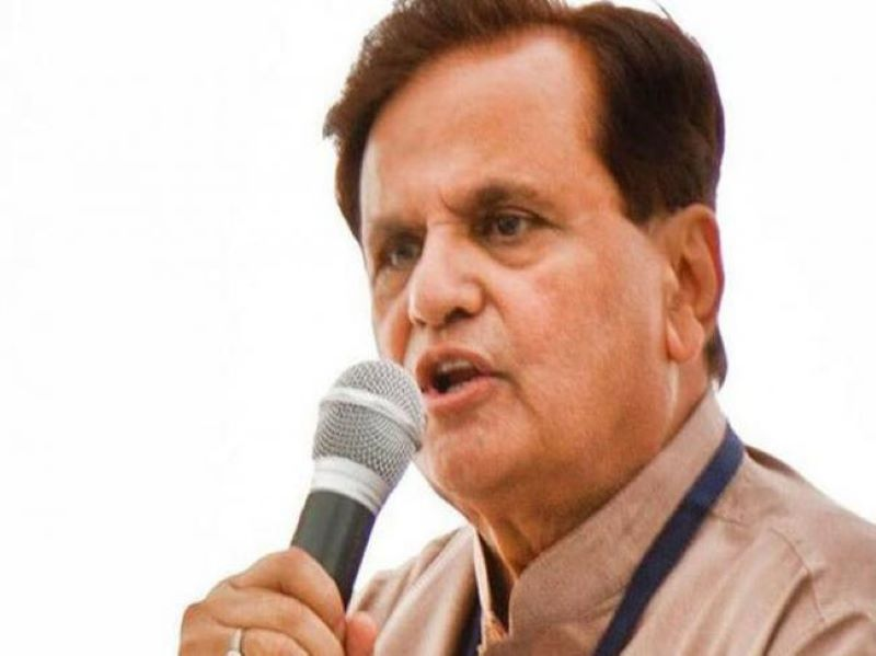 Congress leader Ahmed Patel to be laid to rest on Thursday at his native village