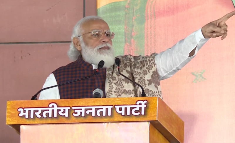 No other country has so much faith in democracy like India: PM Modi after Bihar win