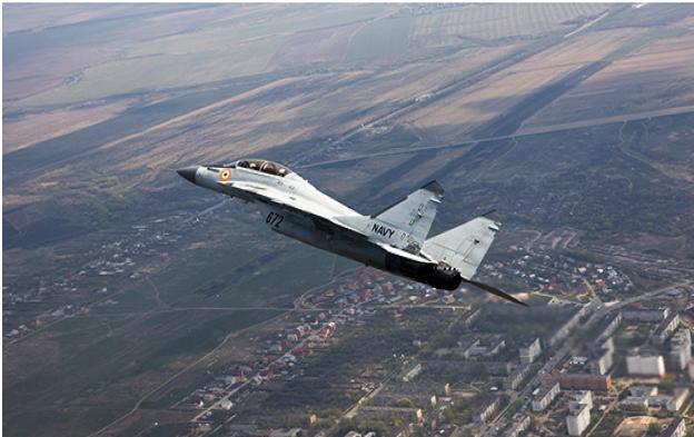 Indian Navy's MiG-29K trainer crashes over Arabian Sea
