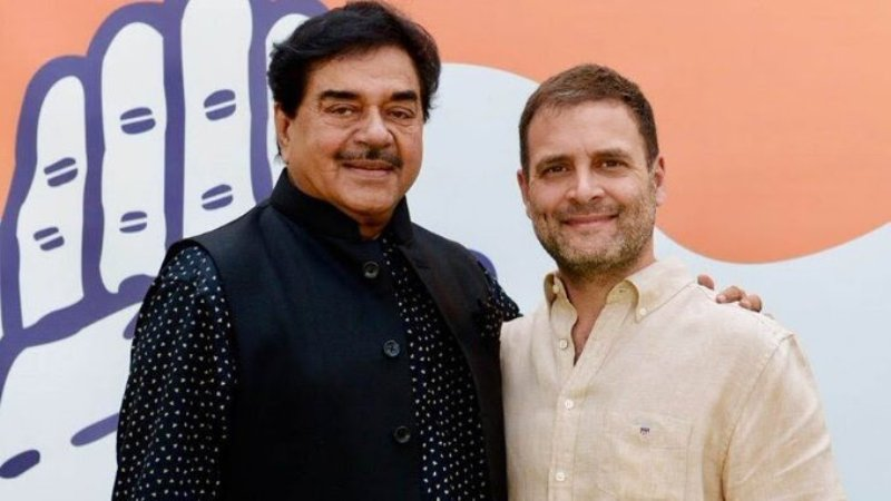 In Congress, one doesn't get platform to express opinion: Shatrughan Sinha