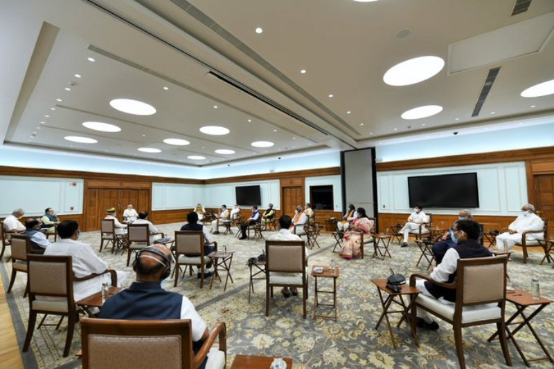 Stay updated with latest policies: PM Modi's advise to newly elected RS MPs
