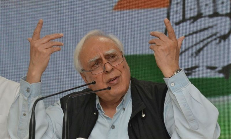 Congress leader Kapil Sibal slams Rahul Gandhi over 'collusion with BJP' accusation