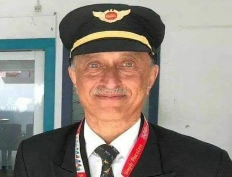 Captain who died in Kerala plane crash was decorated ex-IAF fighter pilot