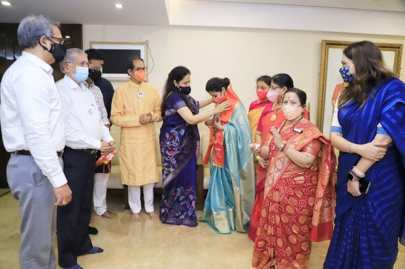 Actor-politician Urmila Matondkar joins Shiv Sena