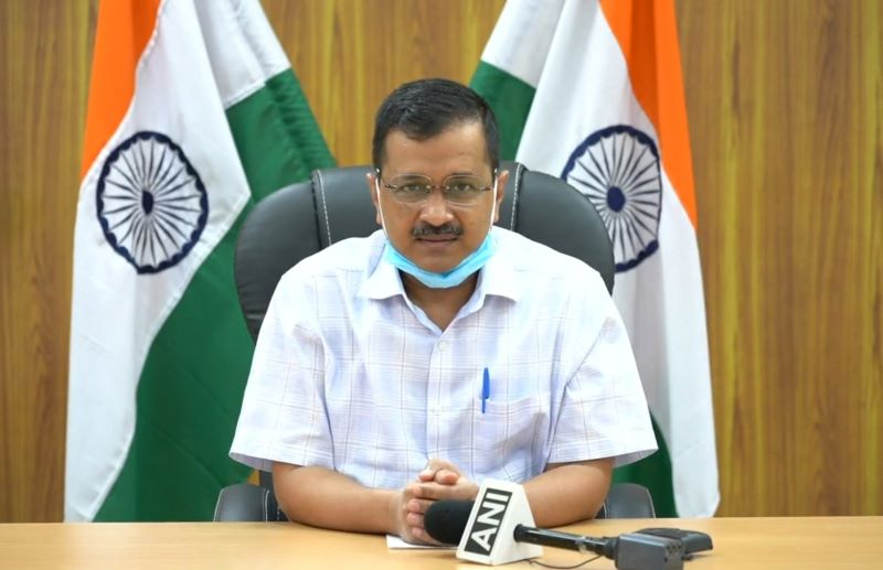 Face mask is the only medicine until COVID-19 cure is found: Arvind Kejriwal