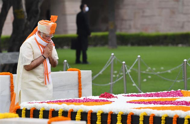 From LAC to LoC, soldiers gave fitting reply to those who challenged India's sovereignty: Narendra Modi