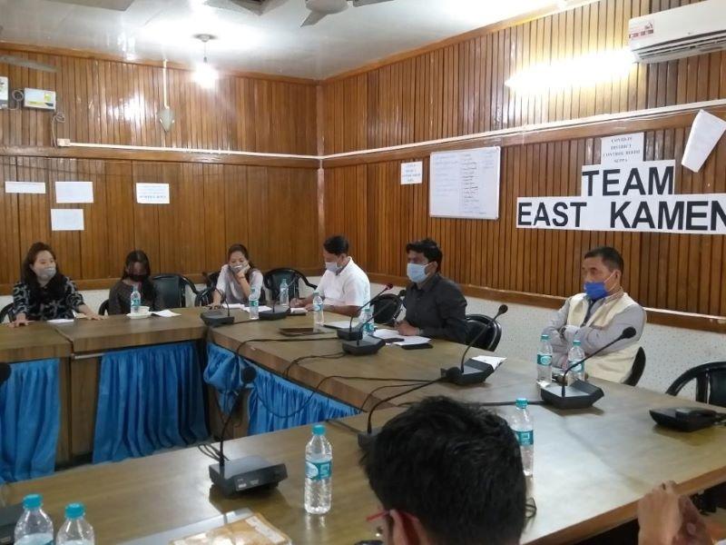 Arunachal Pradesh: Seppa Town Planning Committee meeting held