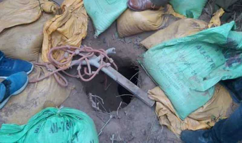 Nagrota encounter: Over 150-mtr-long tunnel detected, BSF says Pakistan's role can't be denied
