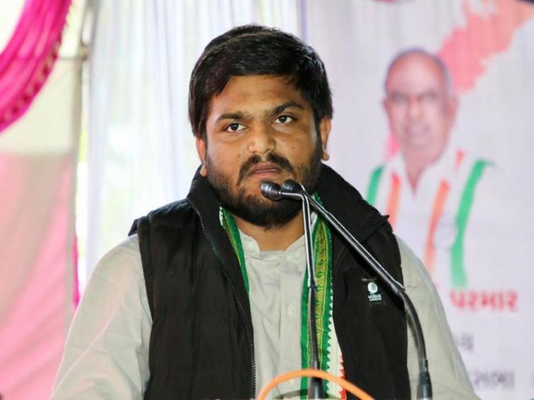 Congress appoints Hardik Patel as working president of Gujarat unit