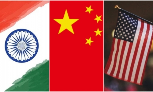 The stalemate on the India-China border and the wooing of India by the United States