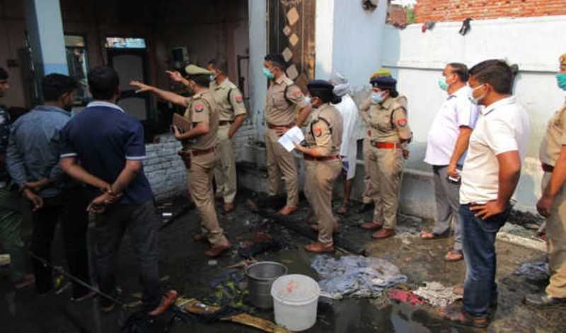 Uttar Pradesh: Three killed in explosion in Agra