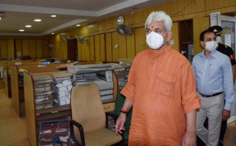 Shergarhi Complex to be turned into cultural centre: LG Manoj Sinha