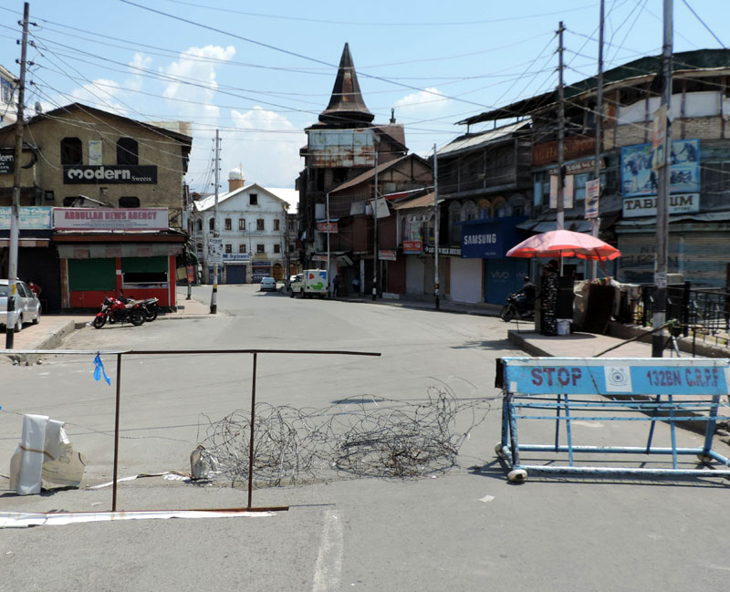 Jammu and Kashmir: All-party meeting called by NC foiled in Srinagar