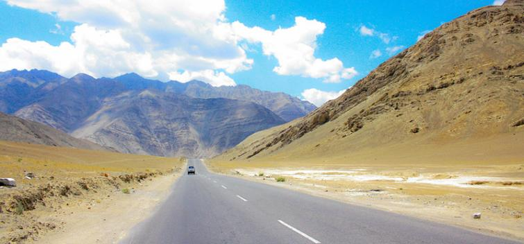 'Attempt to disrespect sovereignty and integrity of India unlawful and unacceptable': Govt warns Twitter over location settings showing Leh in China