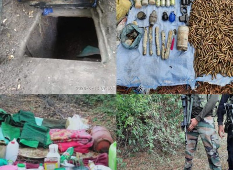 Jammu and Kashmir: Security officials bust terror hideout in Awantipora, ammo recovered