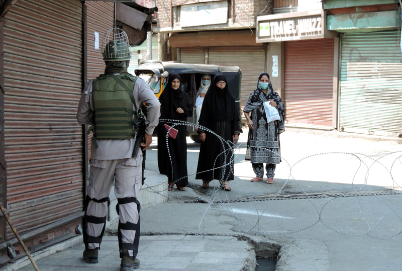 Kashmir: Newly recruited Al-badr militant arrested in Shopian