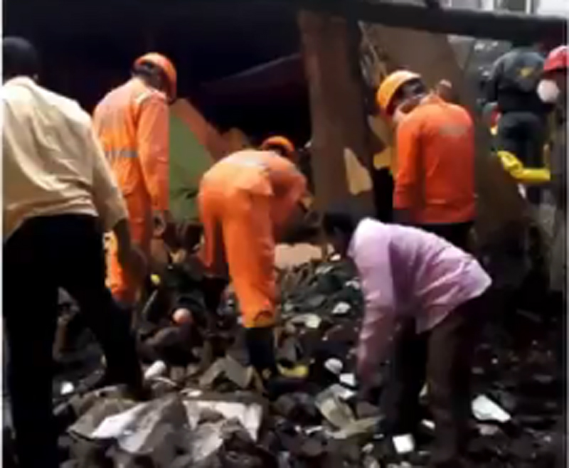 Maharashtra: Bhiwandi building collapse leaves eight dead, 20 feared trapped