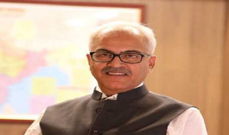 Union Home Secretary Ajay Bhalla gets extension till Aug 2021