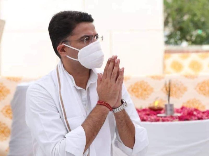 Rajasthan HC to resume hearing on pleas filed by Sachin Pilot camp against MLAs' disqualification