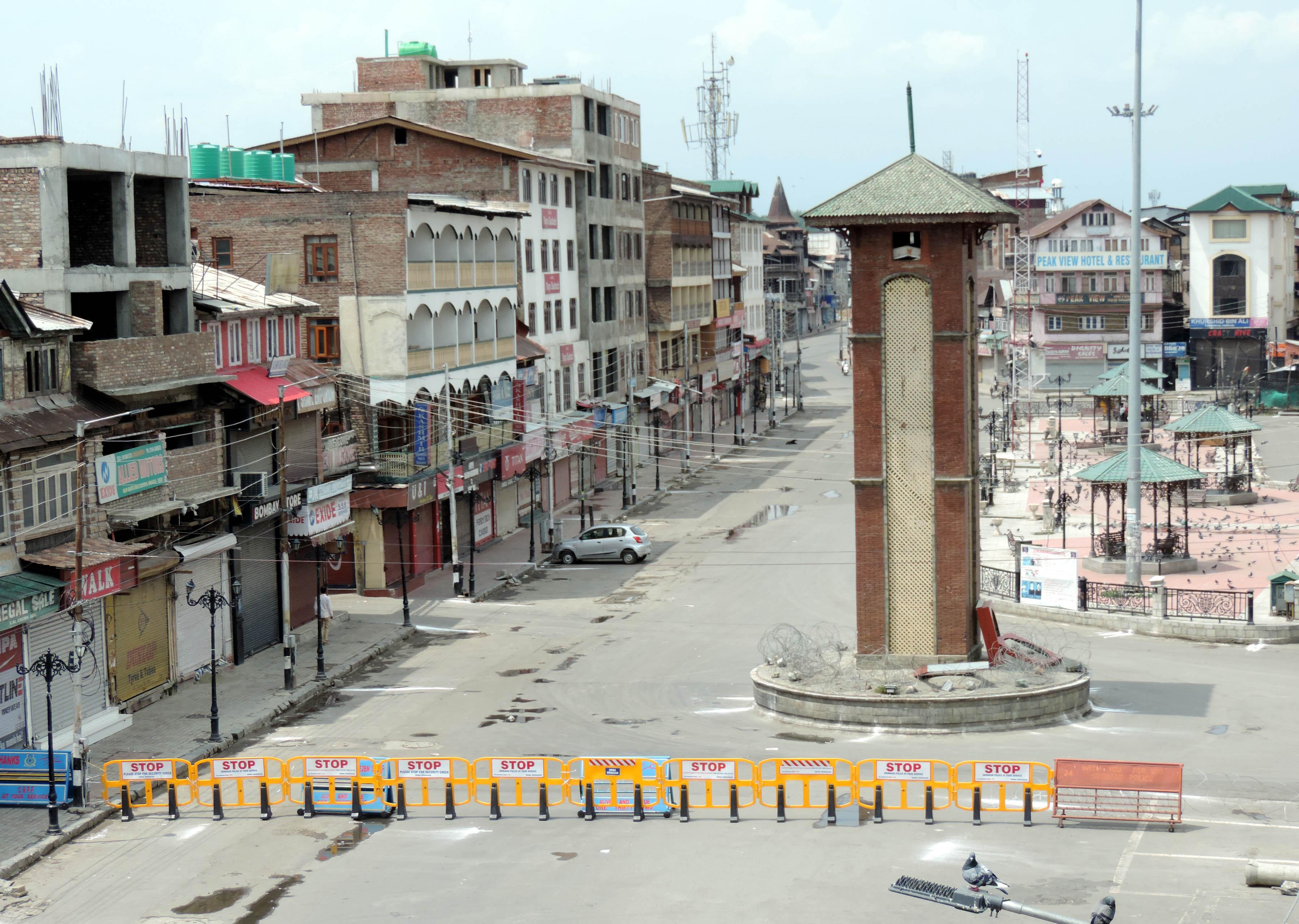 Jammu and Kashmir: Construction of new stadium underway in Wakura village to help sports loving youth